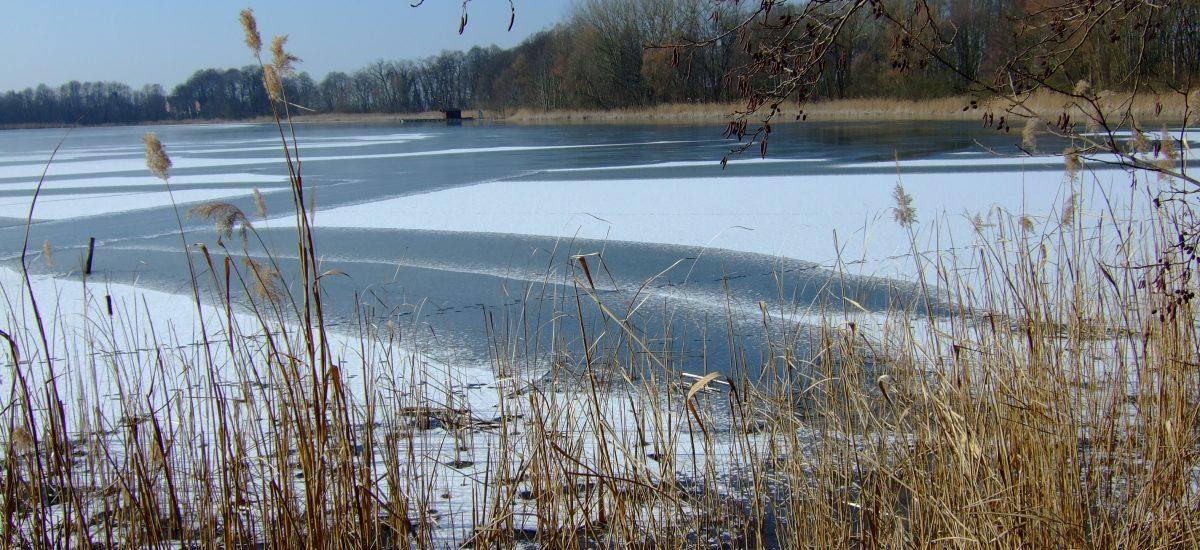 Blick auf den Kähnsdorfer See