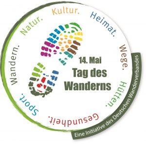 Logo - Tag des Wanderns