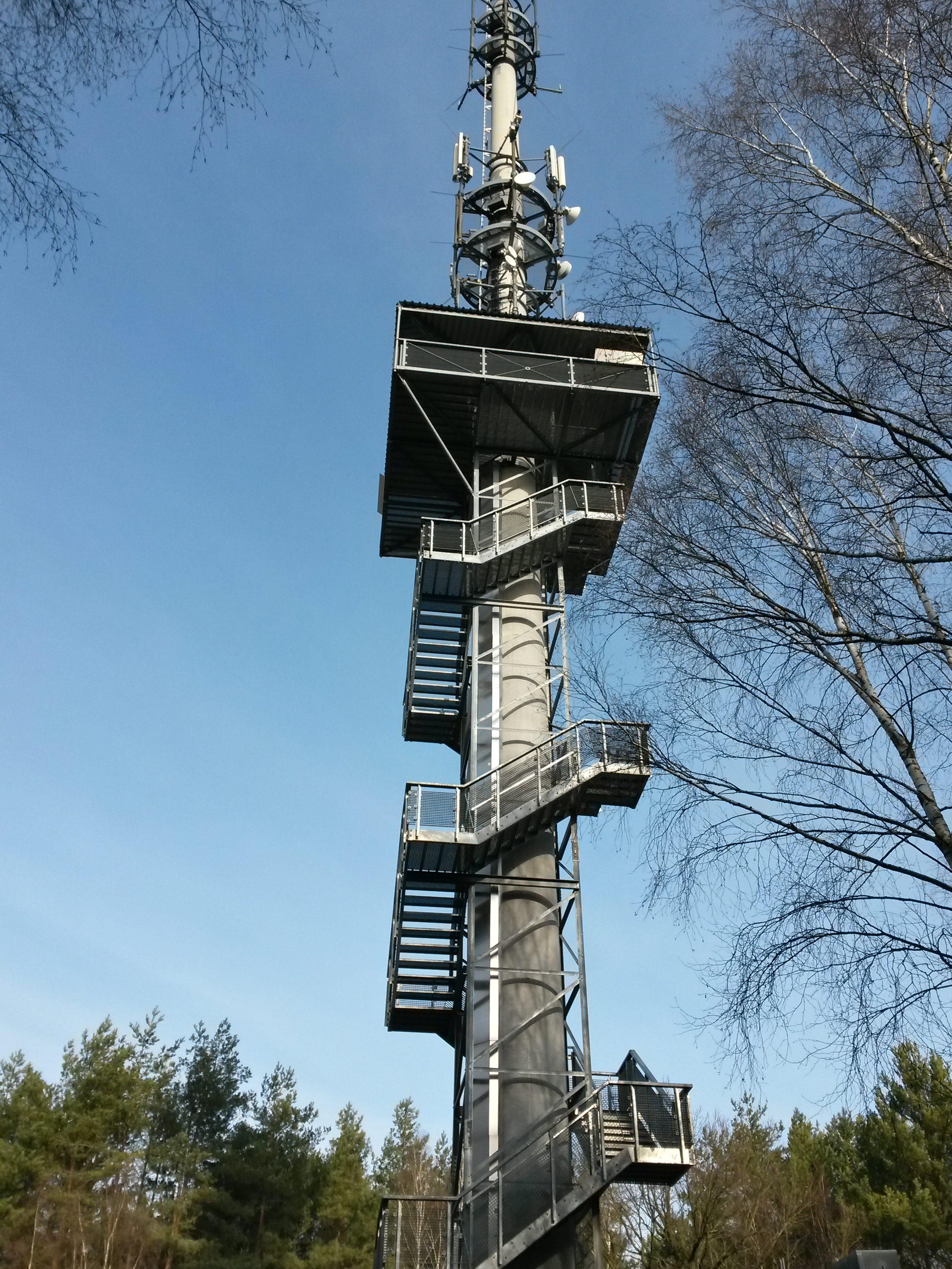 Waren Sie schon mal auf dem Wietkiekenberg?