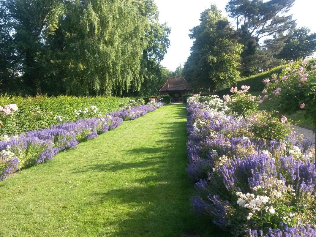 Gartenjuwel am Ufer der Havel