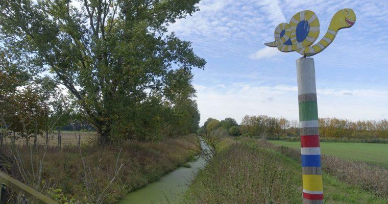 Wiesen und Kanäle um Fahlhorst