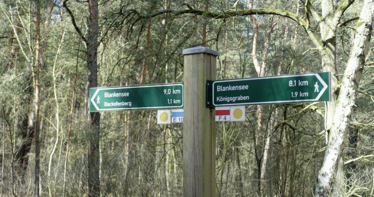 """Sa 04.09.2021, 14:00 Uhr: """"Tremsdorfer Berg-Runde"""""""