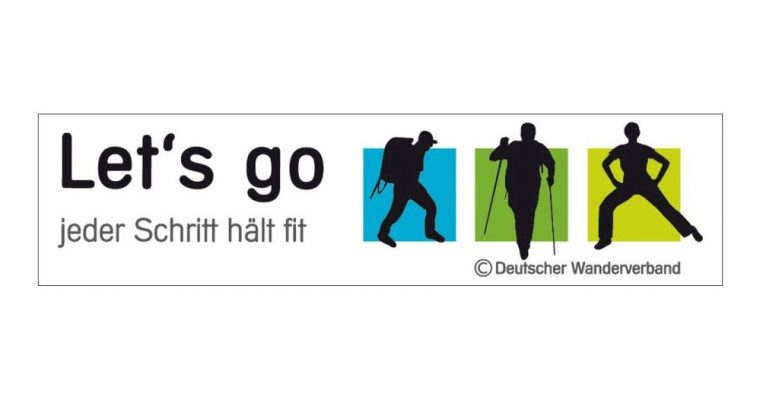 "Ab Mi 14.04.2021: Kurs ""DWV-Gesundheitswandern®"""